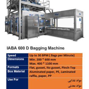 IABA 600 D Bagging Machine