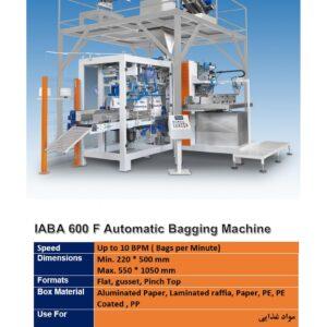 IABA 600F