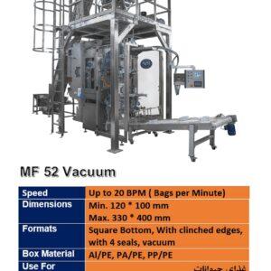 MF 52 VACUUM